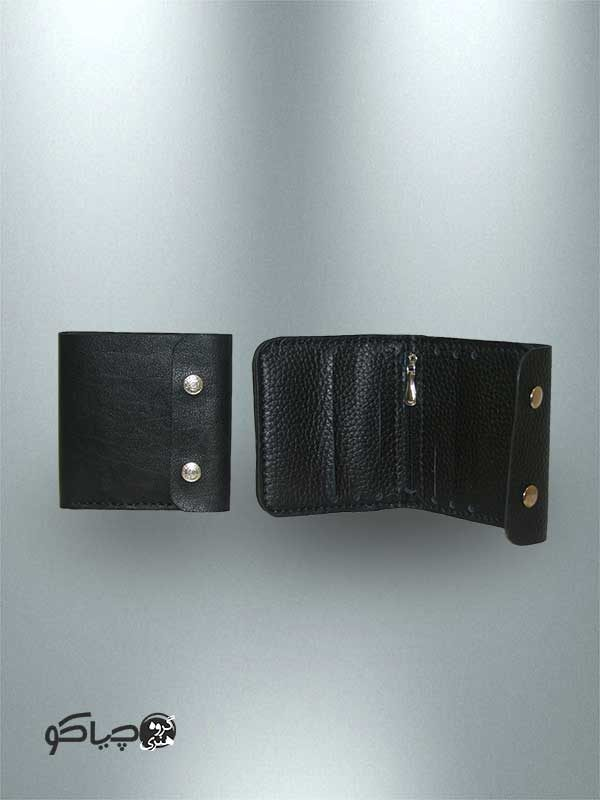 کیف پول چرمی مردانه P1-9601