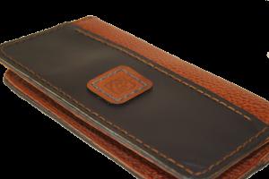کیف پول چرمی دست دوز زنانه مدل A0-9601