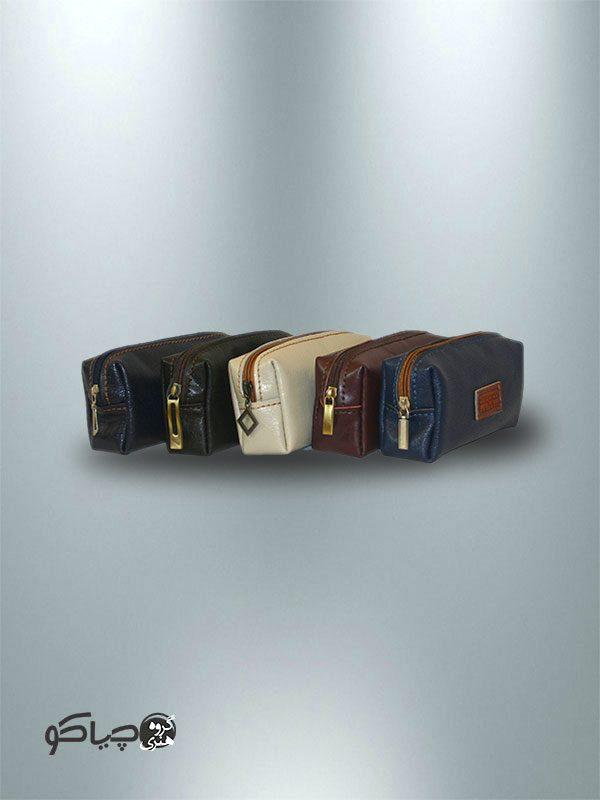 جا مدادی چرمی دست دوز مدل ۹۶۰۱-J1