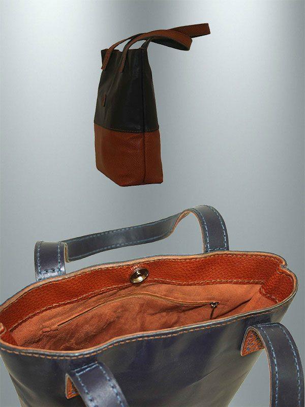 کیف دوشی چرمی D0-9601