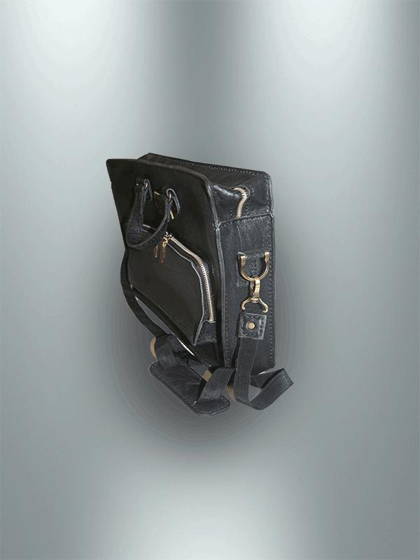 کیف دیپلمات دست دوز چرمی مدل DT1-9601 -a1-a2 - a3