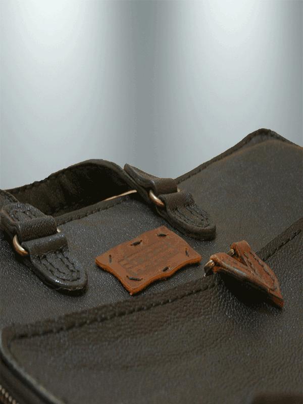 کیف دیپلمات دست دوز چرمی مدل DT1-9601 -a1-a2 - a344