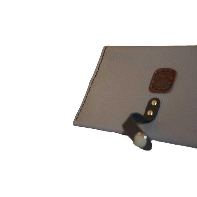 کیف پول دست دوز چرمی زنانه مدل P0-9605b11 (3)