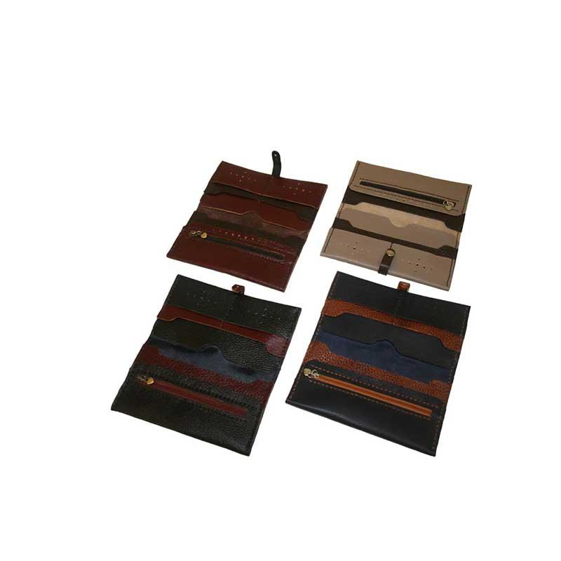 کیف پول دست دوز چرمی زنانه مدل P0-9605b11 (3)b11 (5)کیف پول دست دوز چرمی زنانه مدل P0-9605b11 (3)b11 (5)b11 (6)