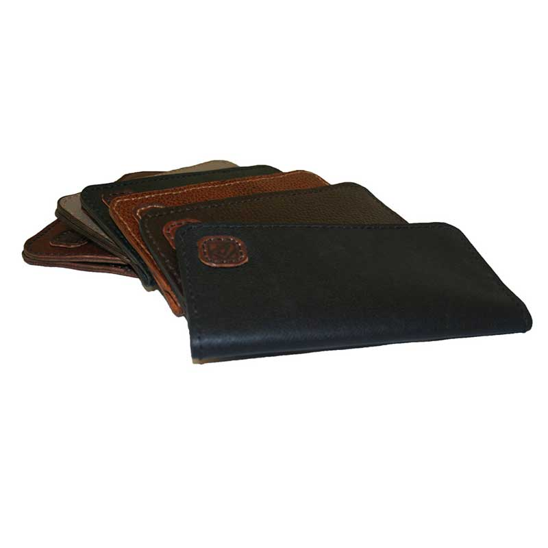 کیف پول کتی دست دوز چرمی مدل P1-96091