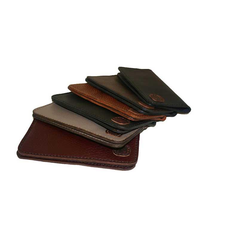 کیف پول کتی دست دوز چرمی مدل P1-960912