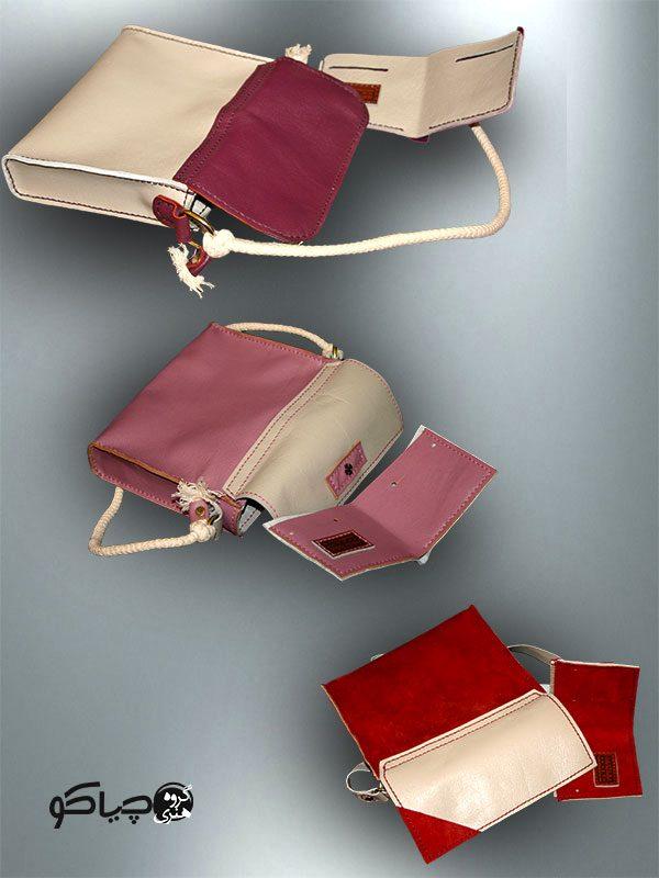 کیف دوشی زنانه D0-9702