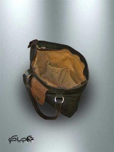 کیف چرمی دستدوز مدل D0-9705