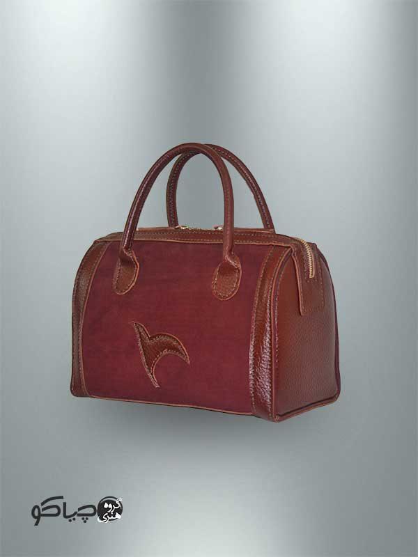 کیف دستی چرمی زنانه Dti0-9701