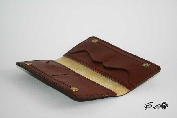 کیف پول چرمی زنانه P0-9703