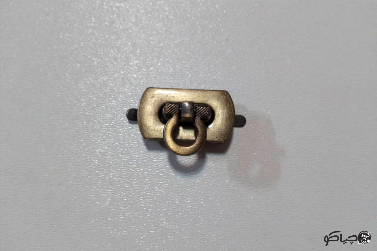 قفل فرگاما کیف کد Ya99/133