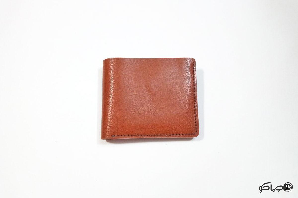 کیف پول چرمی مدل p1-9901