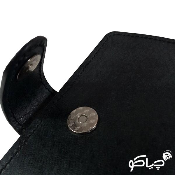 کیف پول زنانه چرمی کد P0-9903